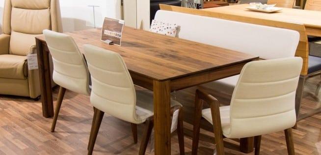 Tischgruppe Nyon von Wimmer