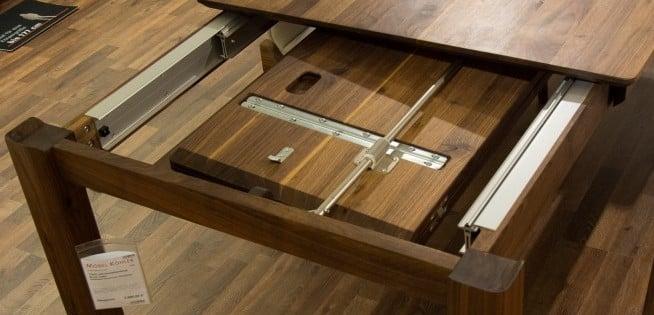 Tischgruppe Nyon von Wimmer-Auszug