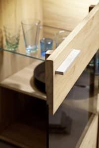 Highboard Incavo Glastüre