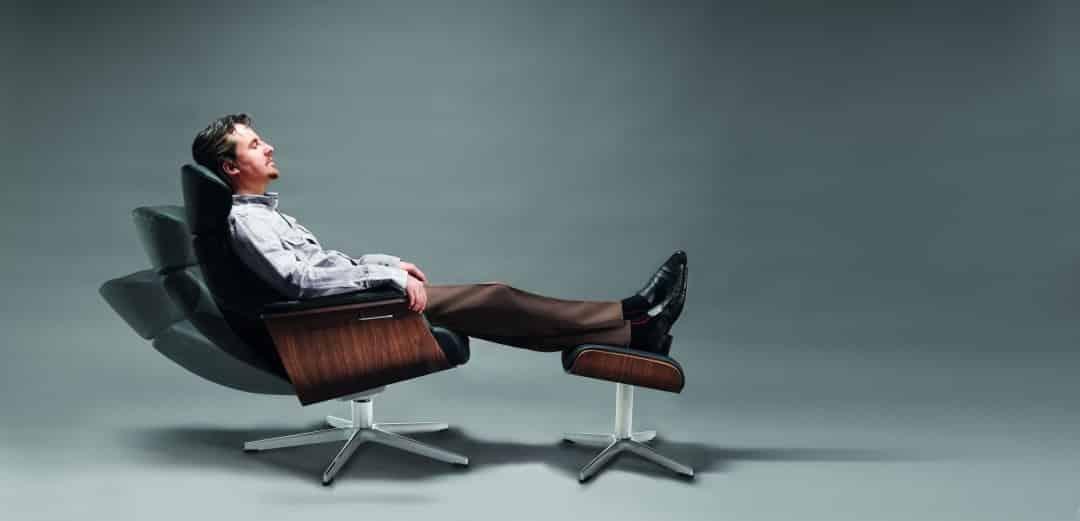 Timeout verstellbarer Relaxsessel