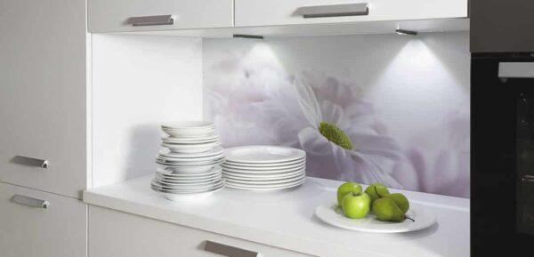 Küche mit Nische