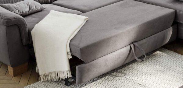 Sofa mit Schlaffunktion ausziehbar