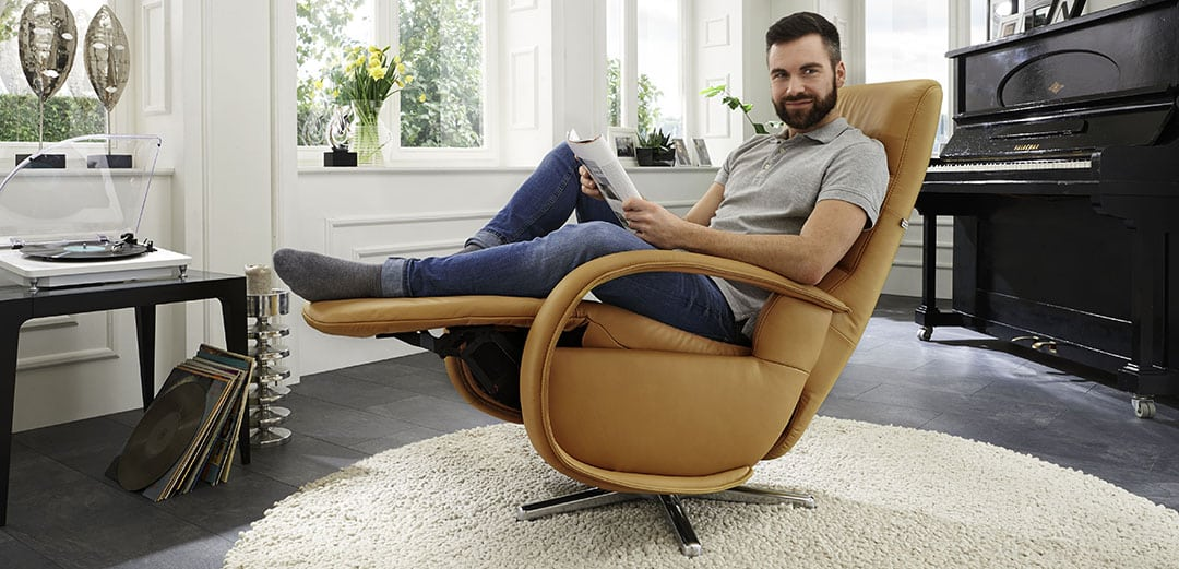 stylischer Relaxsessel Smart
