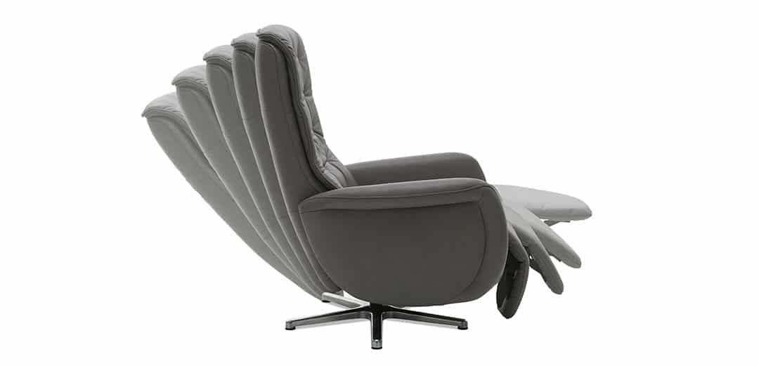 Sessel mit Verstellung