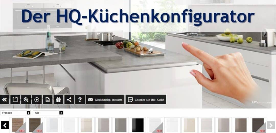 Online Küche konfigurieren