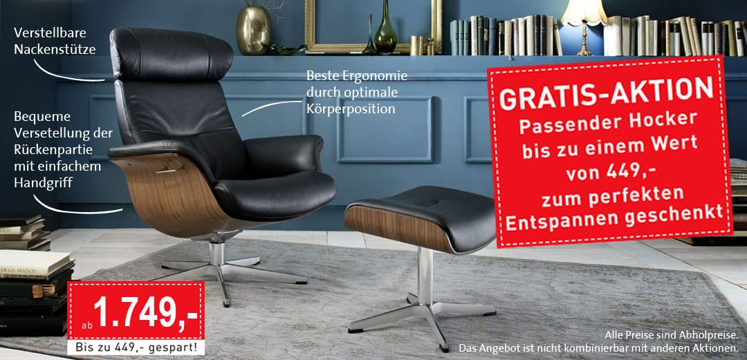 Angebot Timeout Sessel