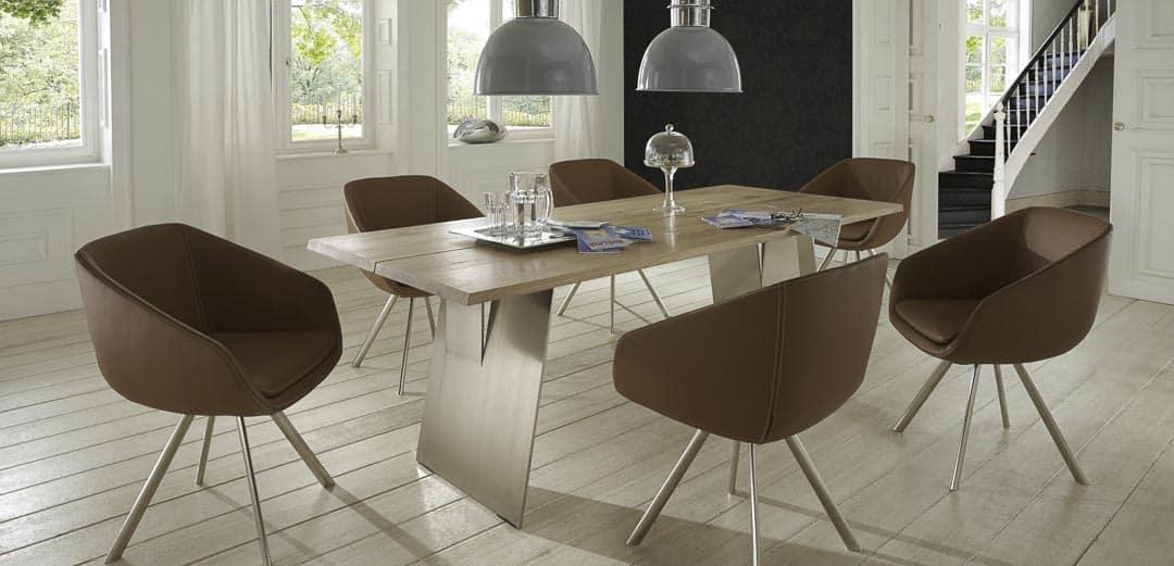 massivholz esstische st hle m bel k hler viersen. Black Bedroom Furniture Sets. Home Design Ideas