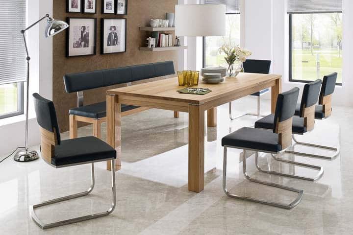 Esstisch und Stühle Geoma