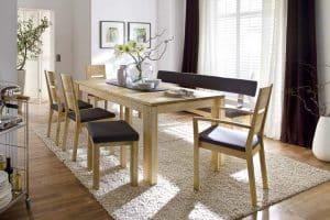 Holztisch nach Maß Basic