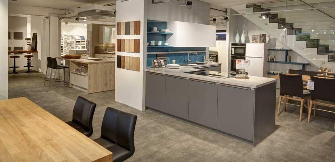 Möbel Köhler- Küchenabteilung