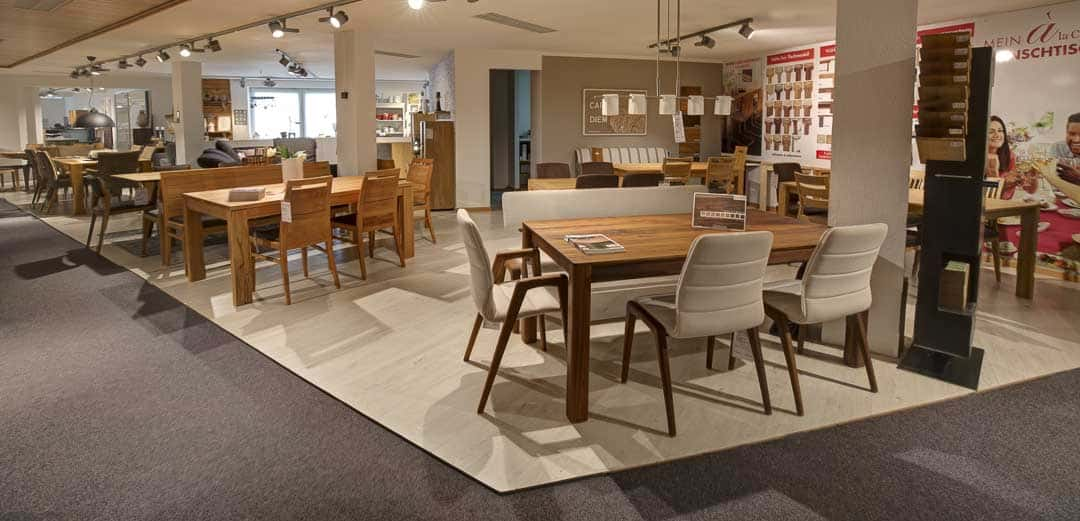 Möbel Köhler - Tische und Stühle