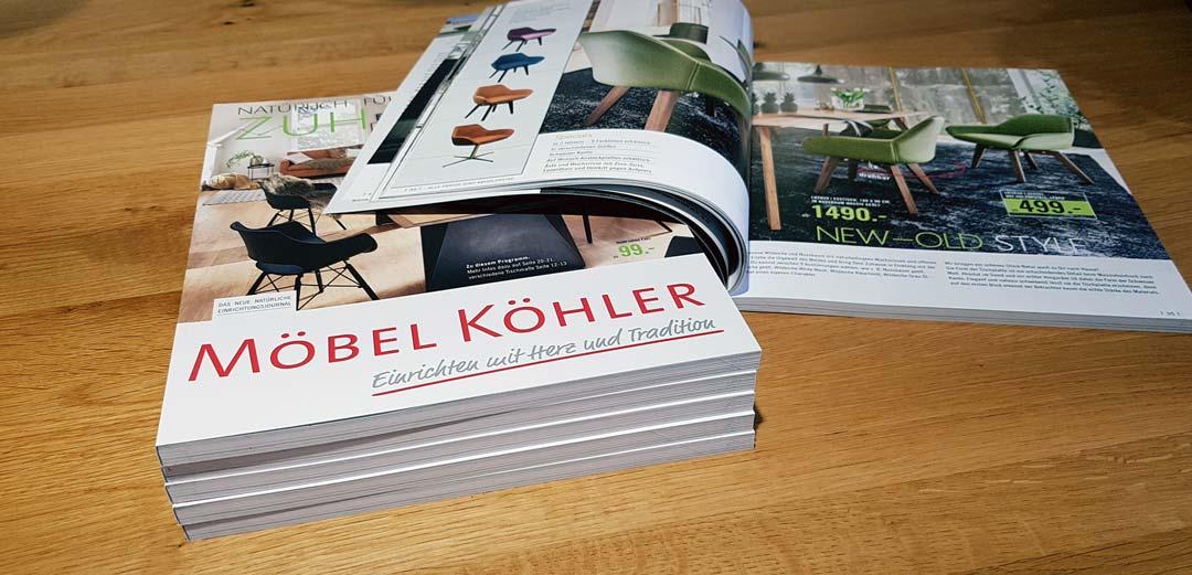Wohnmoebel Kataloge