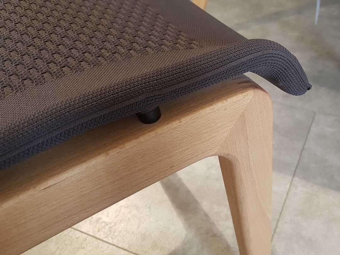 Detail Zweigl Stuhl