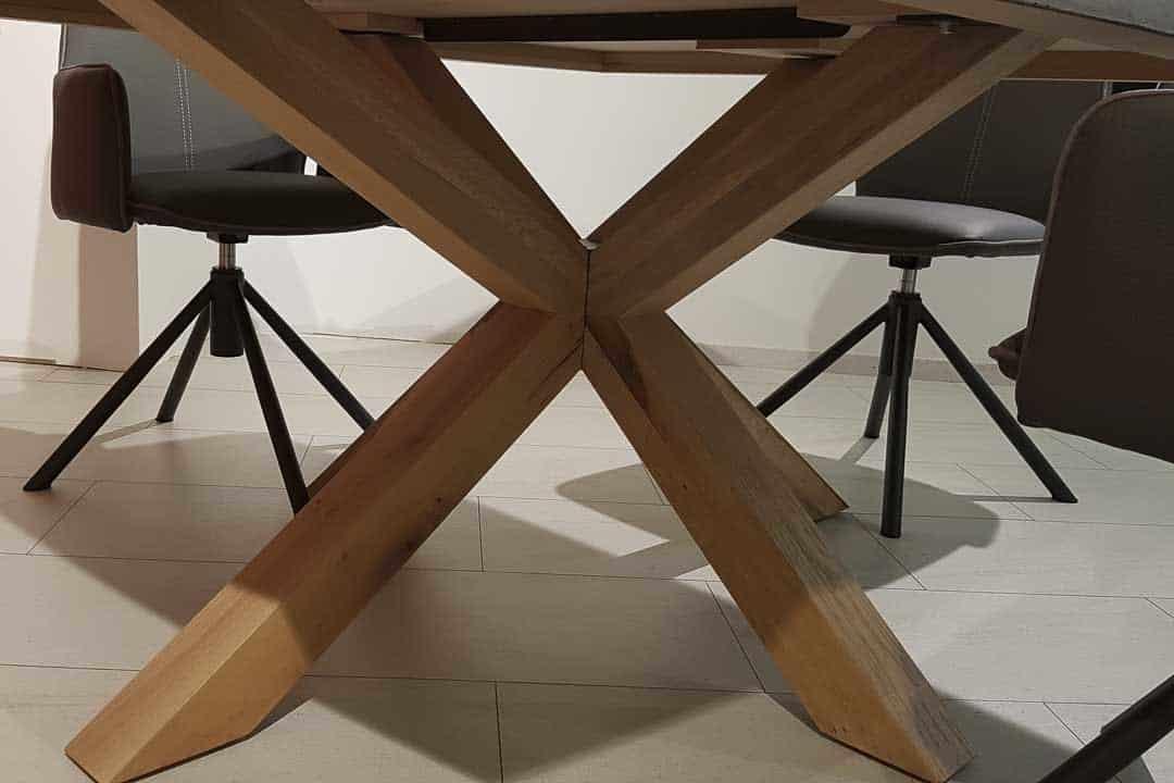 Eichengestell Tisch Maestro von Habufa