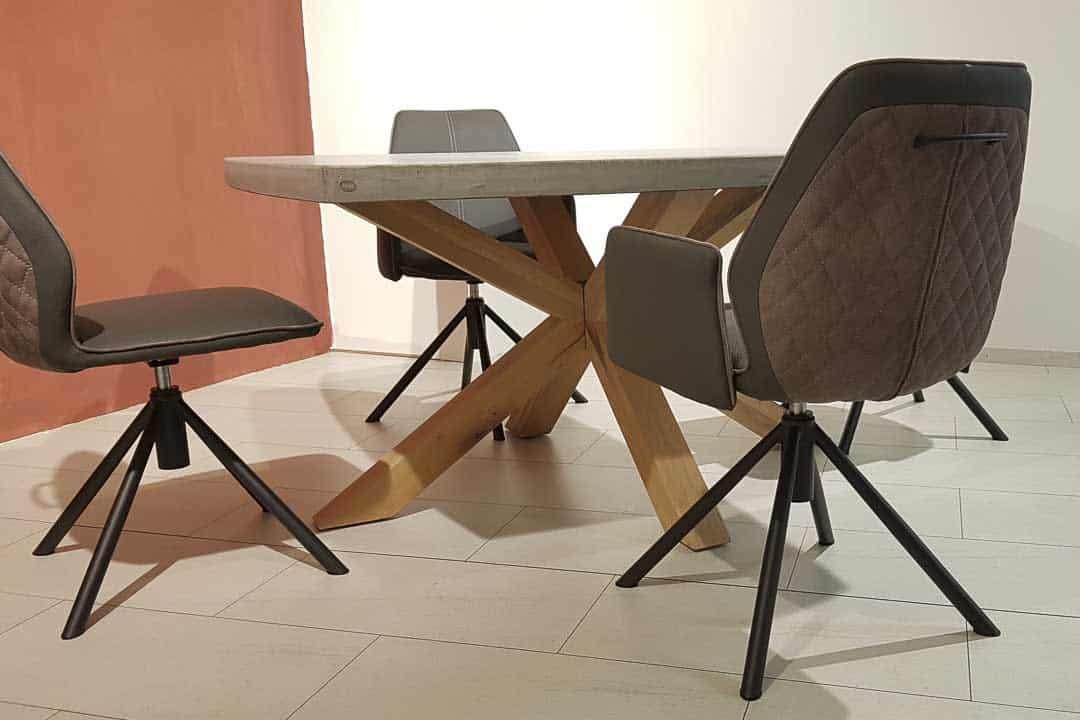 Stuhl Bravo von Habufa