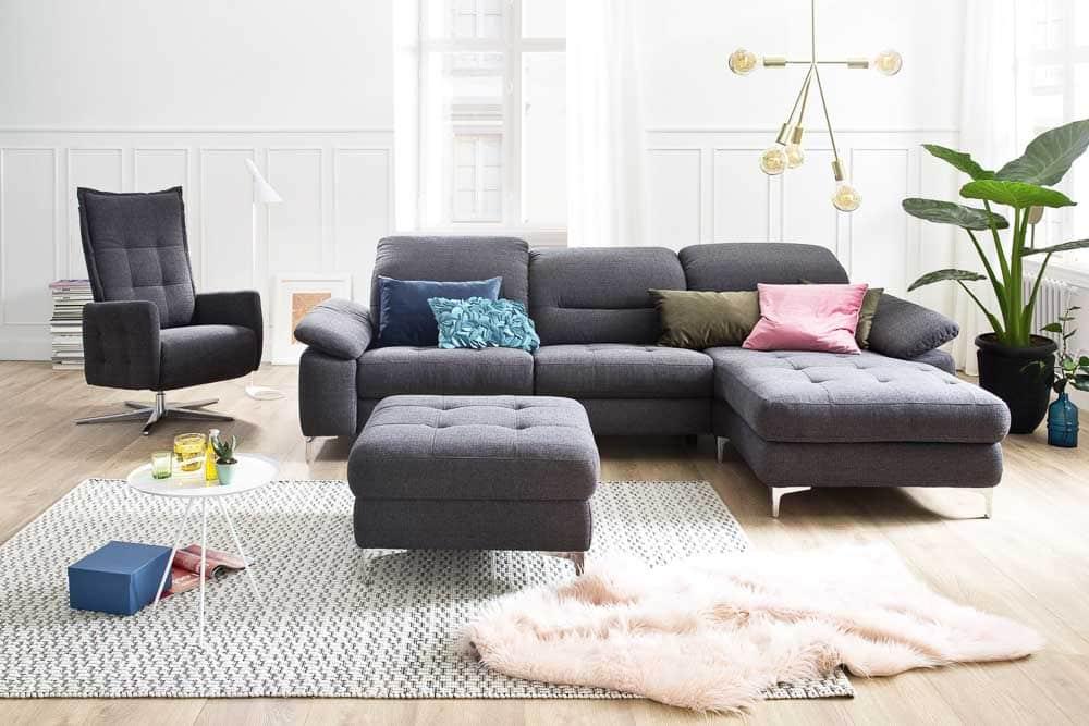 Sofa Modell TL 2369 von Marc Harris