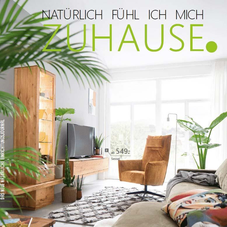 Wohnkatalog 2020 von Möbel Köhler in Viersen