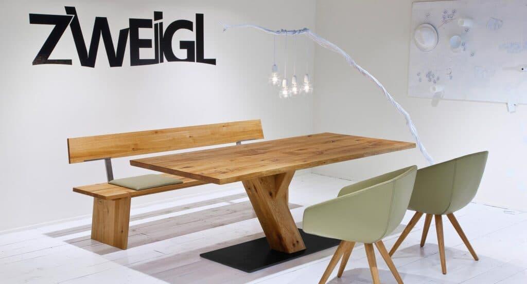 zweigl Tischsystem von Wimmer bei Möbel Köhler in Viersenrsen