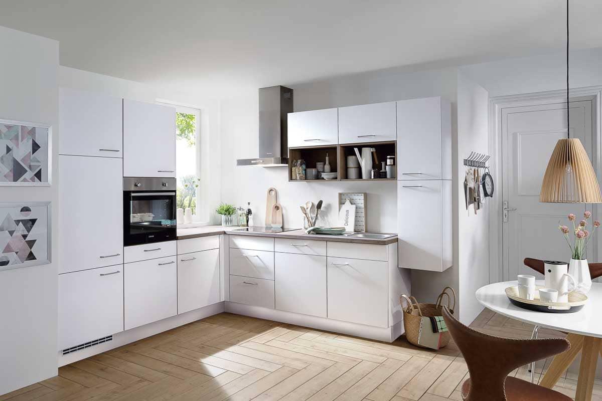 Eine klassische Küche im Küchenstudio in Viersen