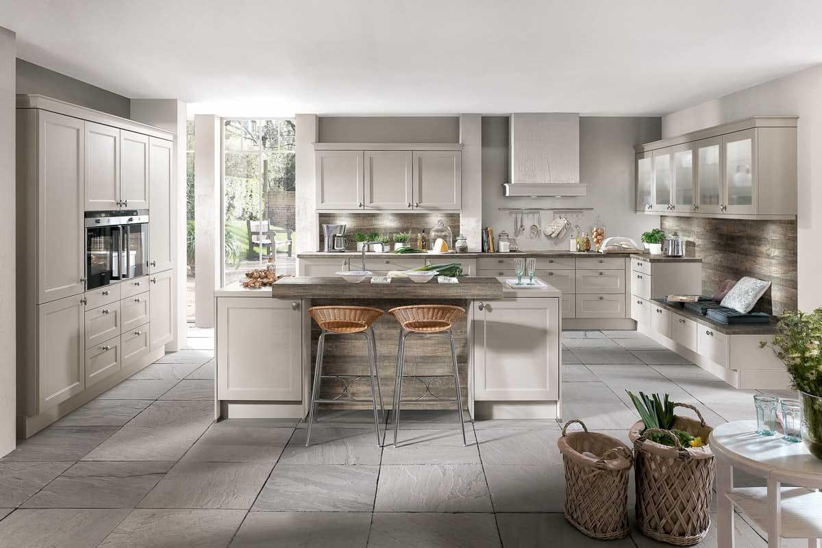 Landhausstil Küchen bei Möbel Köhler