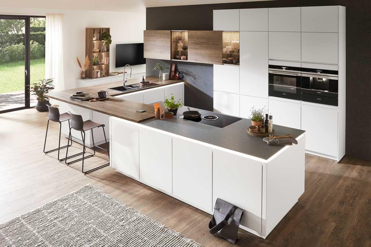 Die moderne Küche bei Möbel Köhler in Viersen