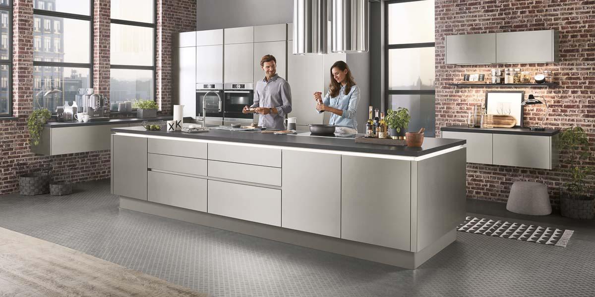 Nobilia Küchen bei Möbel Köhler