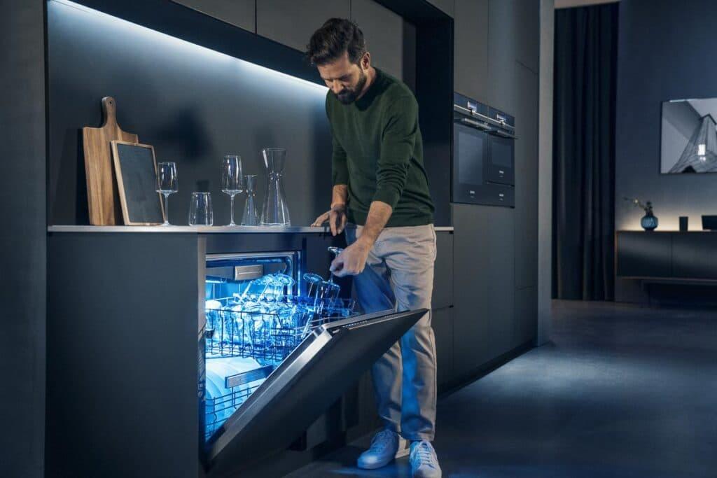 Siemens Geschirrspüler für Einbauküchen