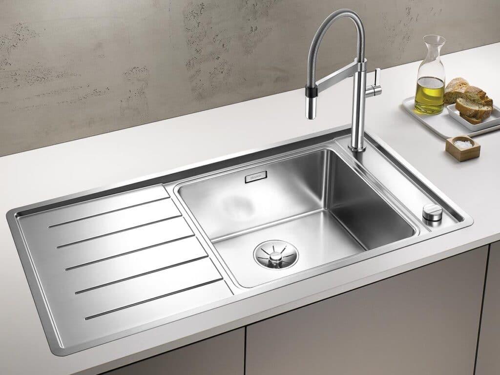 Blanco Edelstahl Spülbecken für die Küche