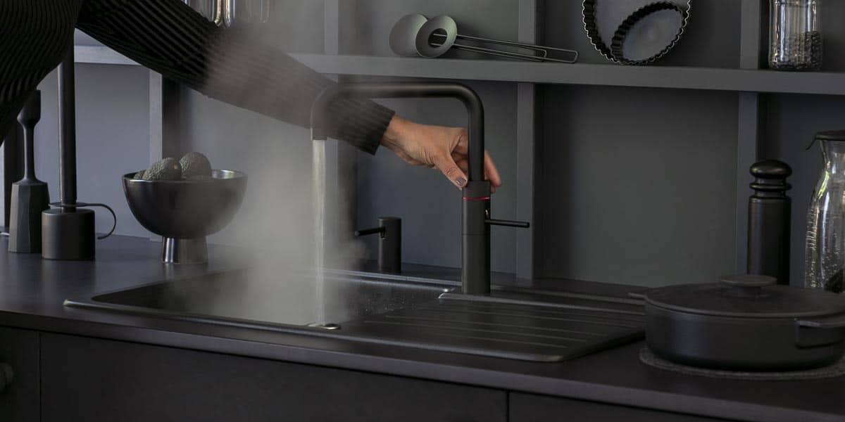 Wasserhahn Küche bei Möbel Köhler